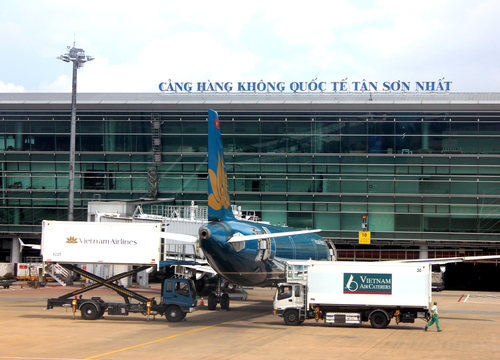 Vé máy bay đi Sài Gòn đang có tại phòng vé VCT